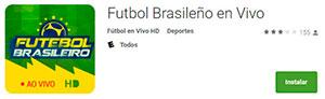 Fútbol Brasilero en Vivo