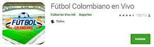 Fútbol Colombiano en Vivo
